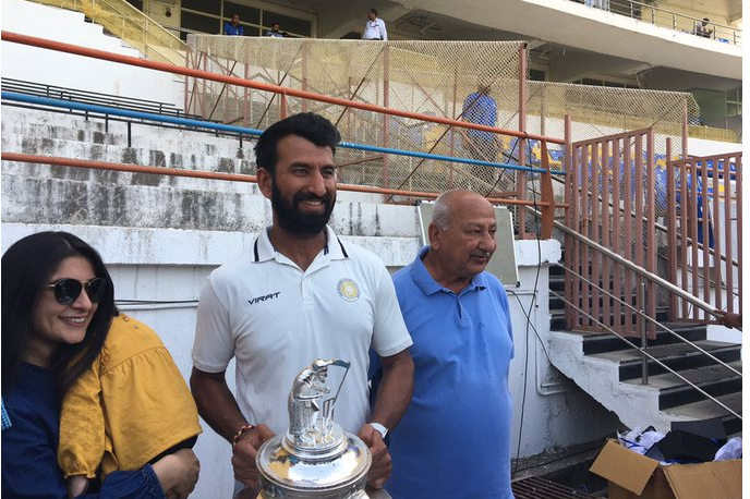 2019/20 Ranji Trophy: Saurashtra win it in style