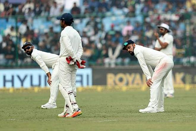 team india in test cricket