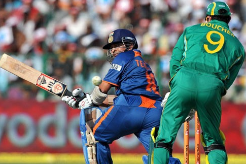 The Day Sachin established a new ODI Benchmark