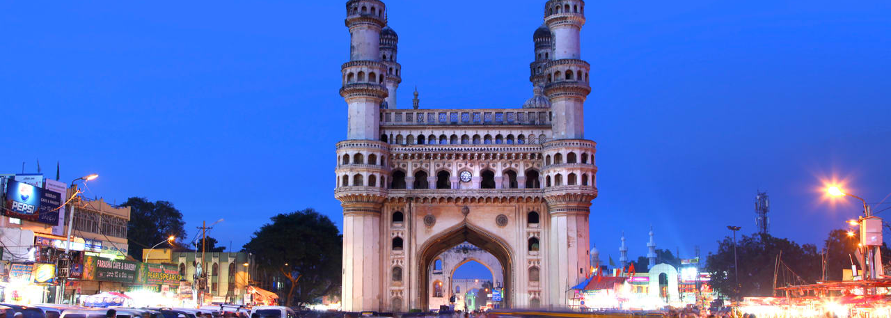Hyderabad - The City Of Nizams