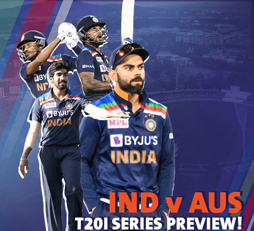 India vs Australia T20: Preview, Power Players & Predictions