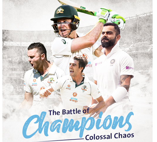 The Battle of Champions: Colossal Chaos