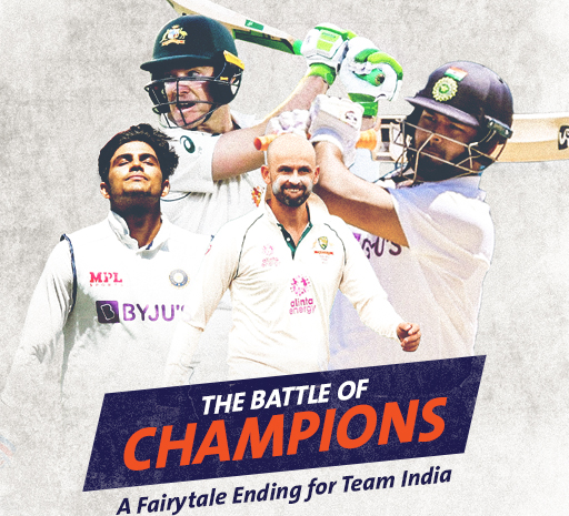 The Battle of Champions: A Fairytale Ending for Team India