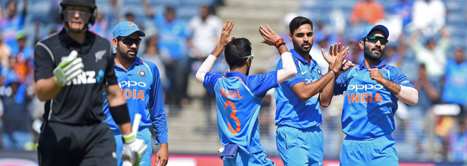 Dominant India coast to another series win