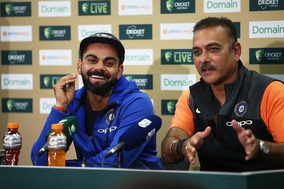 Shastri's Love Affair with Australia