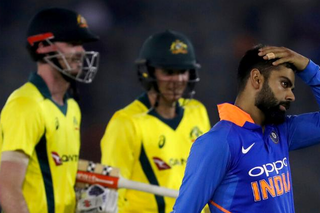 India vs Australia- 5th ODI Preview