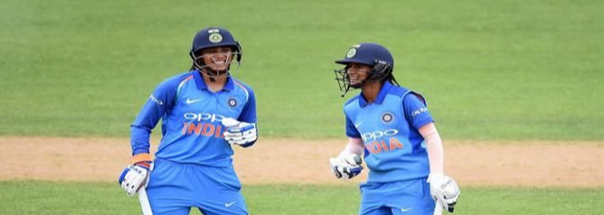 Spinners, Mandhana steer India to a commanding win