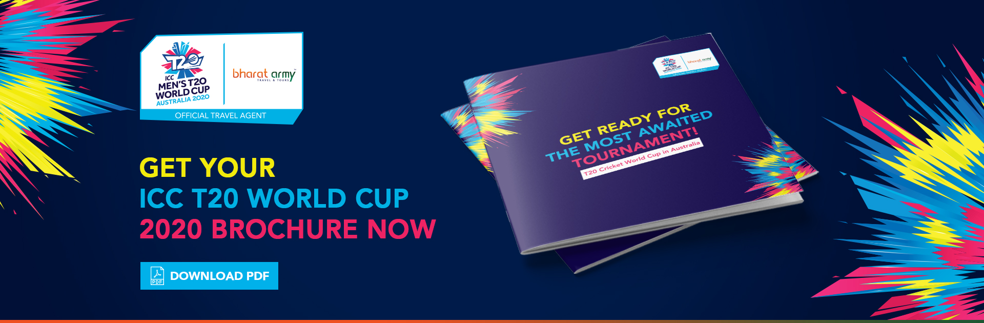 Icc Men S T20 Cricket World Cup 2020 Tickets Packages