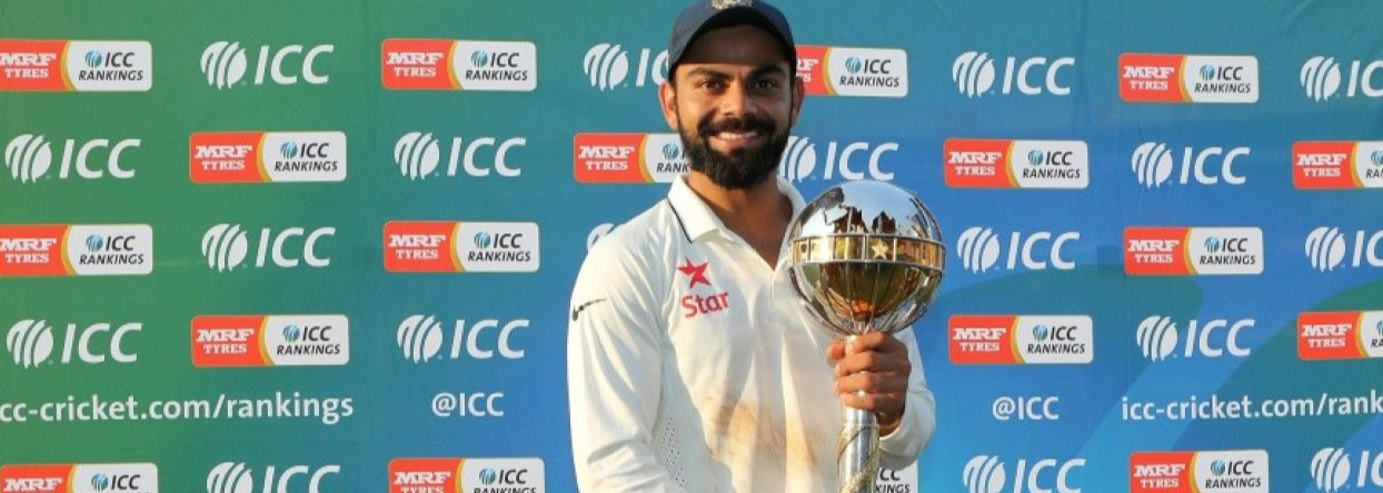 Top-4 achievements of Team India under Virat Kohli