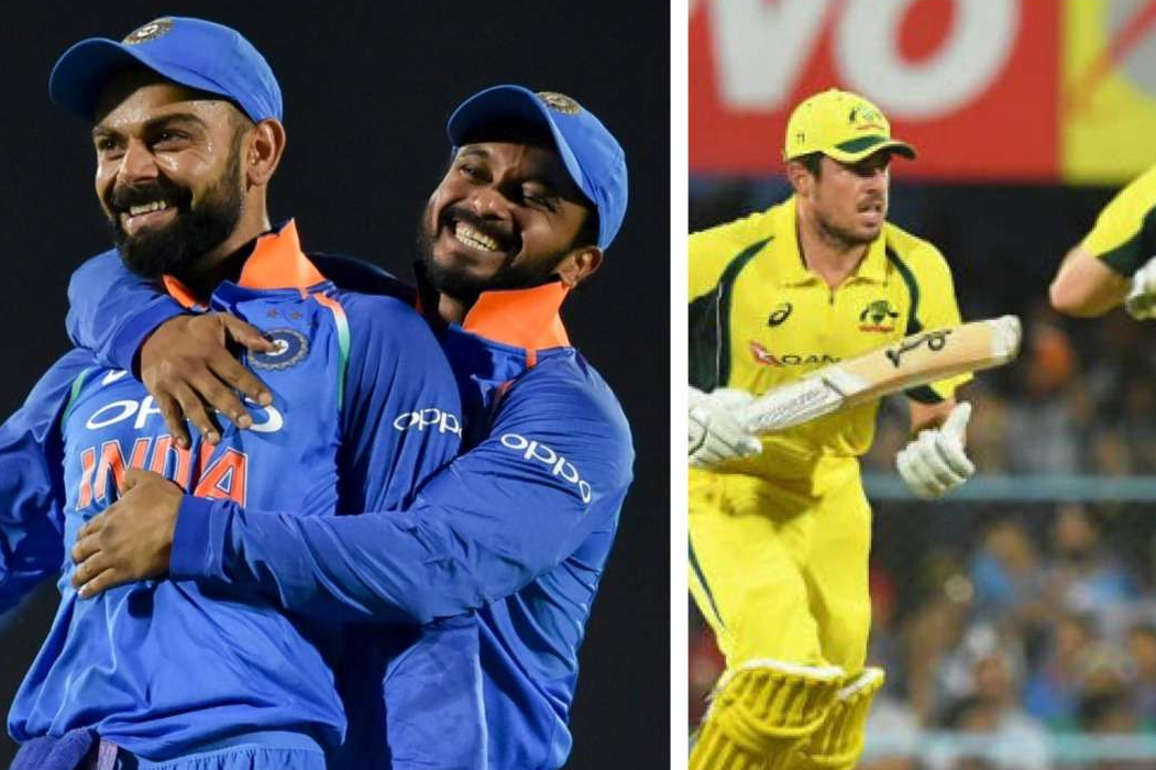 India vs Australia- 1st ODI Preview