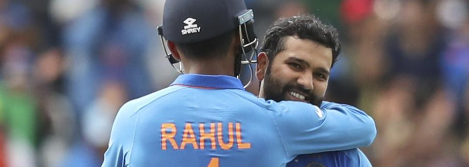 IND vs SL: Rohit, Rahul guide India to a commanding win