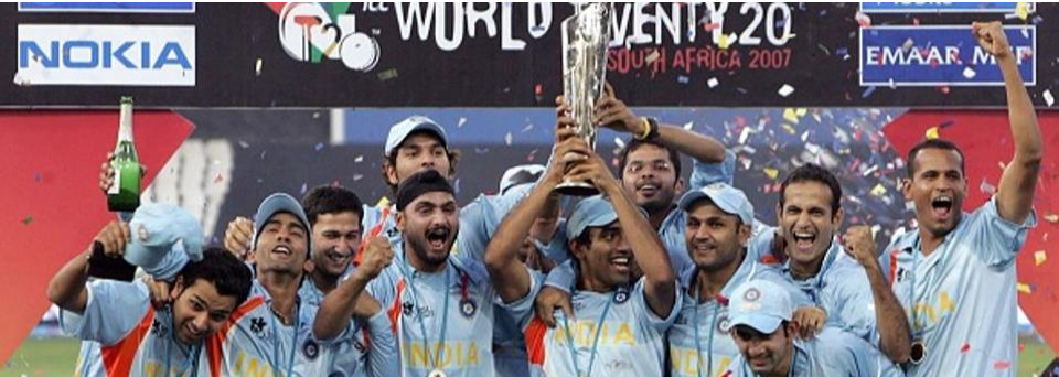 Reminiscing the impact of the 2007 T20 World Cup Win