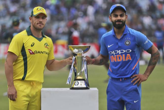 IND v AUS: Team India eager to avenge last year's loss