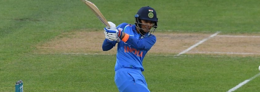 Mandhana, Goswami lead India to a series win