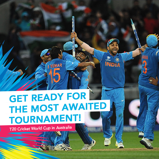 ICC T20 Men's Cricket World Cup 2020 Tickets with Match Experiences