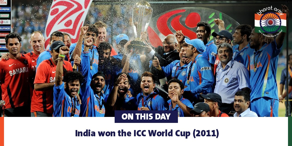 cricket world cup india win 2011